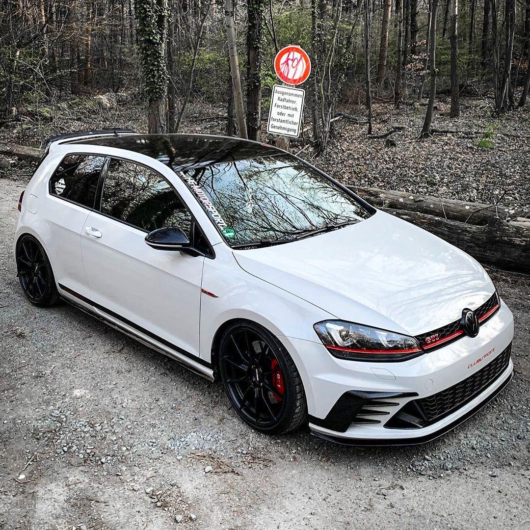 Golf 7 Gti Clubsport Gti Volkswagen Gti Volkswagen Golf R