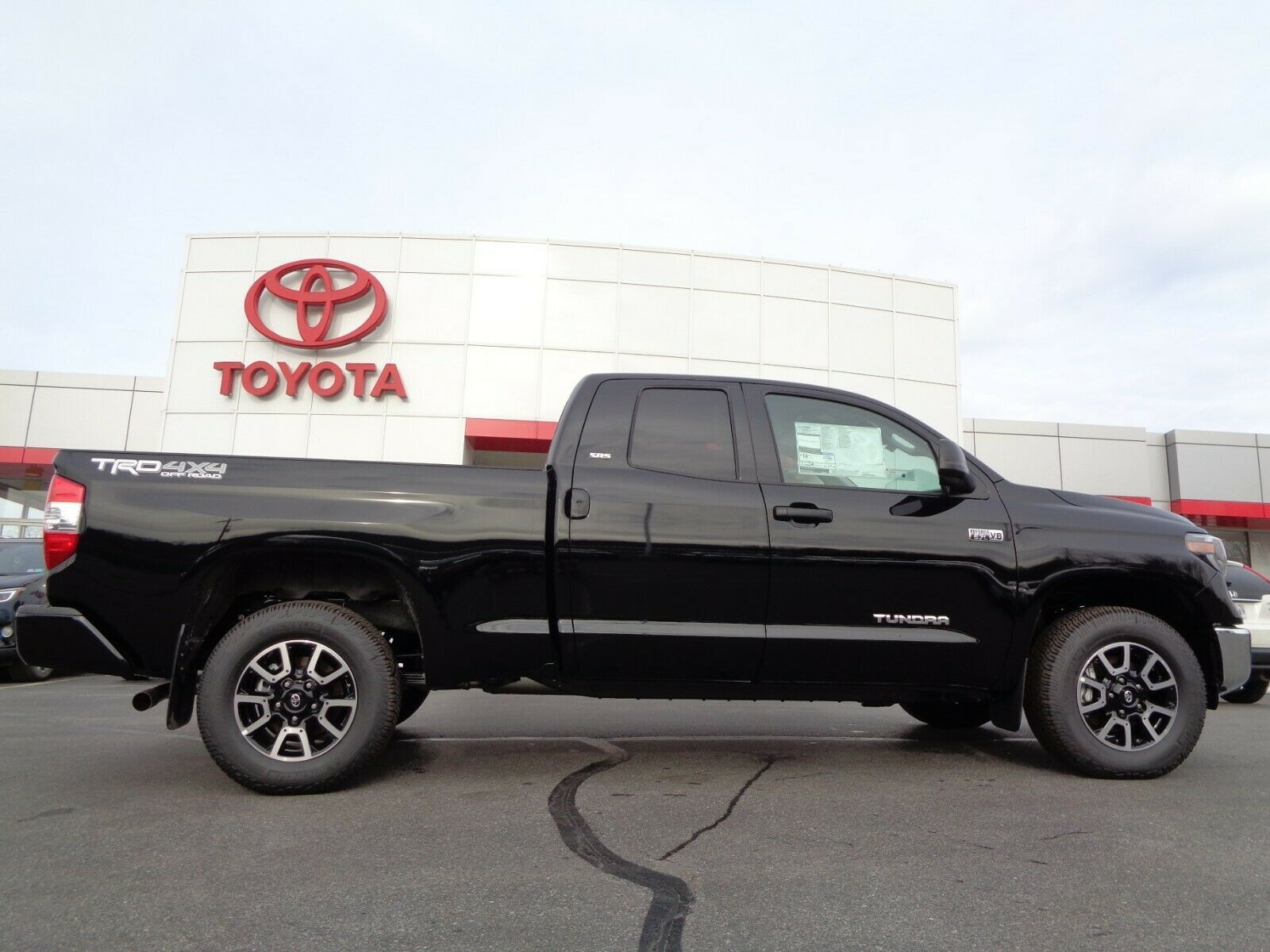 Toyota Christmas Deals Used 2020 Used 2020 Toyota Tundra 2020 Tundra Double Cab TRD Off Road 4WD