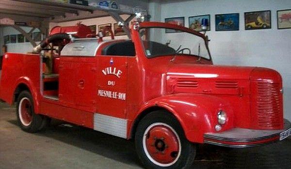 1946 hotchkiss hotchkiss pinterest pompiers vehicule et sapeur. Black Bedroom Furniture Sets. Home Design Ideas