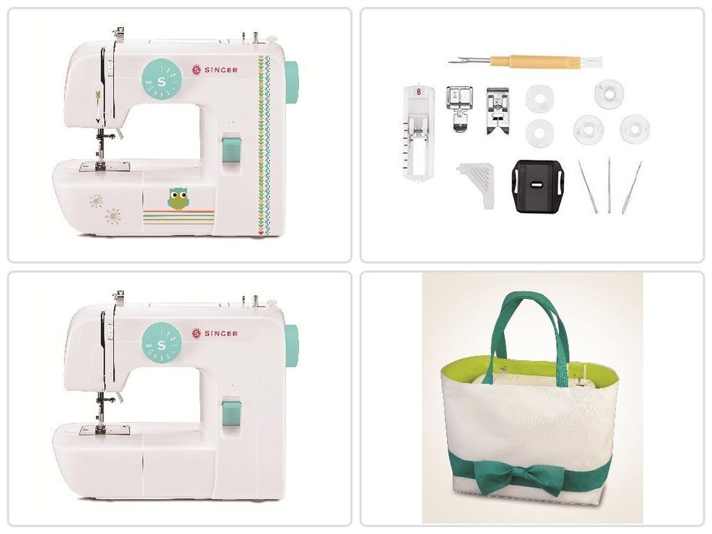 Fully Automatic 400step Sewing Machine 400 BuiltIn Stitches 400step Stunning 4 Step Buttonhole Sewing Machine