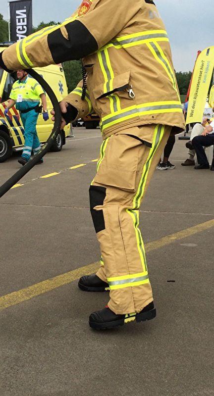 Haix Fire Hero 2 - De kampioen onder brandweerman laarzen