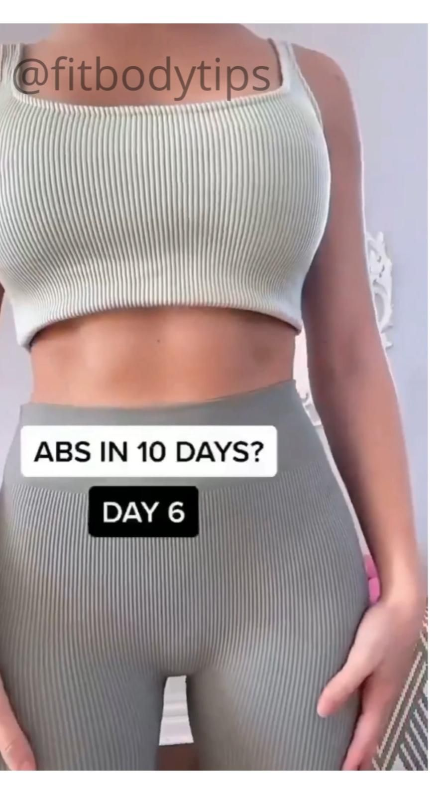 Six pack exercise | Abs workout