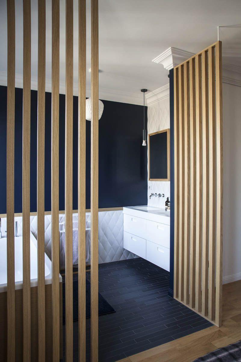 Renovation D Un Appartement Haussmannien A Paris Par L Agence