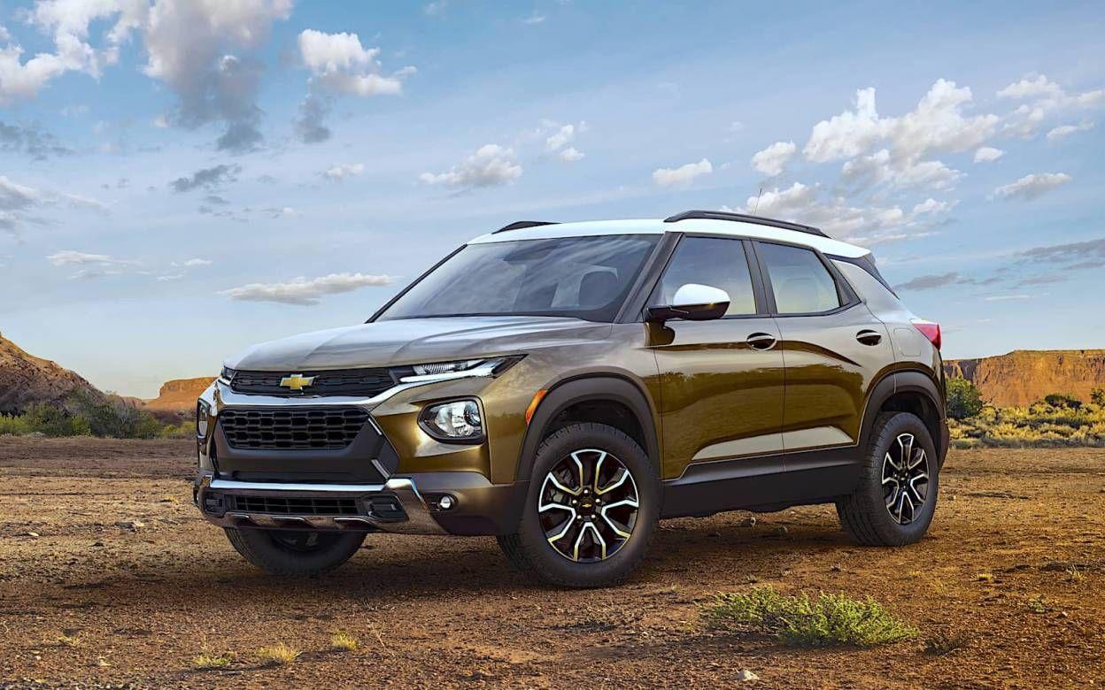 Así es el nuevo Chevrolet Trailblazer 2020 | Chevy ...