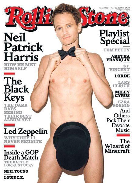 Rolling Stone USA, 22 de Mayo de 2014: Neil Patrick Harris, How He Met Hymself