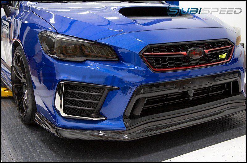 Subaru Sti Type Ra R Fog Light Bezels No Holes 2018