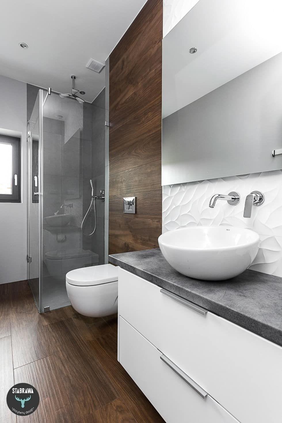 Skandinavische Badezimmer Bilder Von Stabrawa.pl | Badezimmer Skandinavische Badezimmer