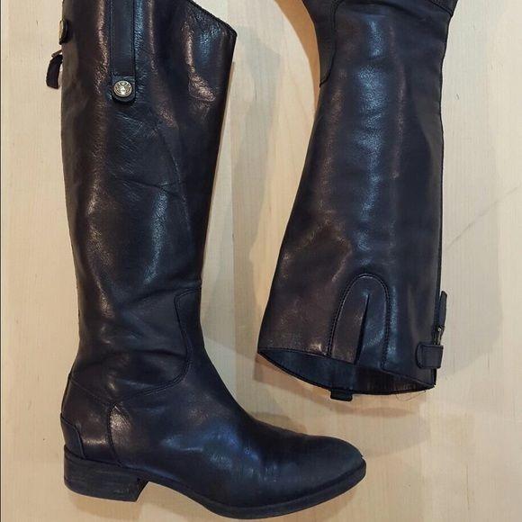 Sam Edelman Penny Riding Boot Good condition. Sam Edelman Shoes
