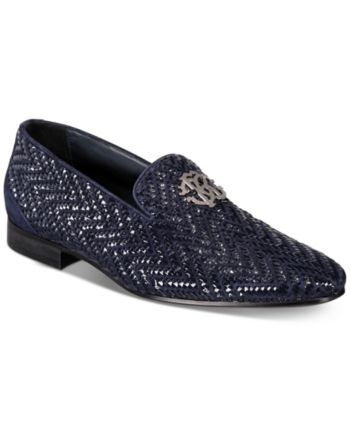 0ee32e944bf Men's Woven Smoking Slippers in 2019 | Products | Roberto cavalli ...