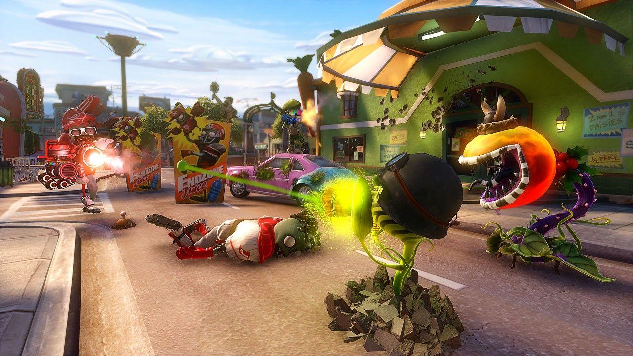 Plants vs. Zombies™ Garden Warfare - Official EA Site