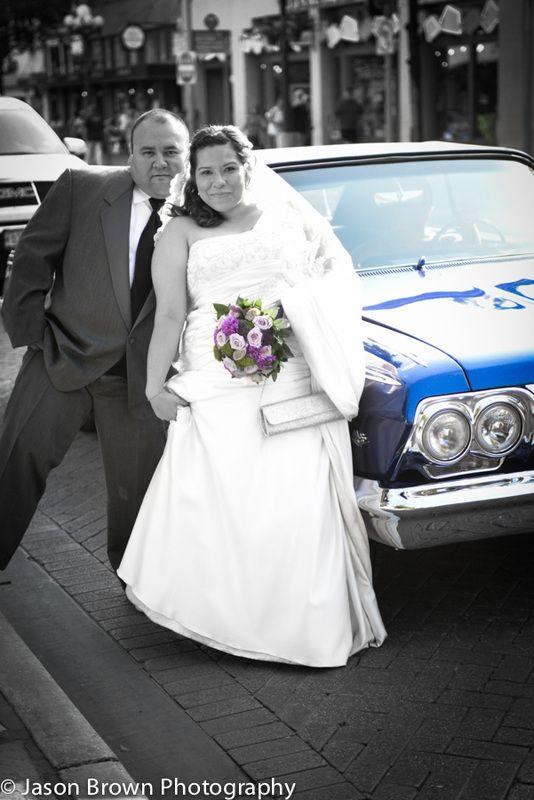 Low Rider Wedding Picture San Antonio Oct 12th