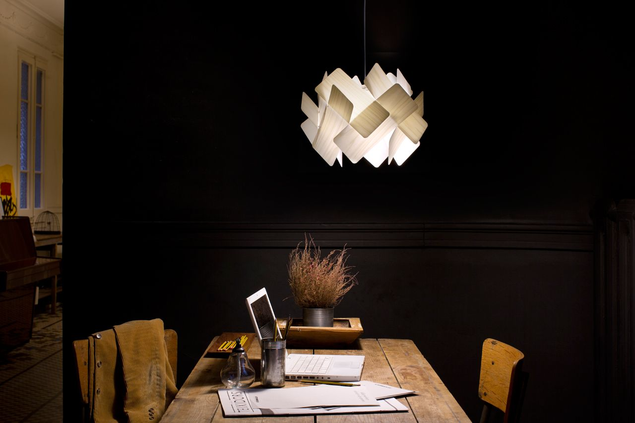 Escape S Domino Inspired Lighting By Ray Power For Lzf Lampade