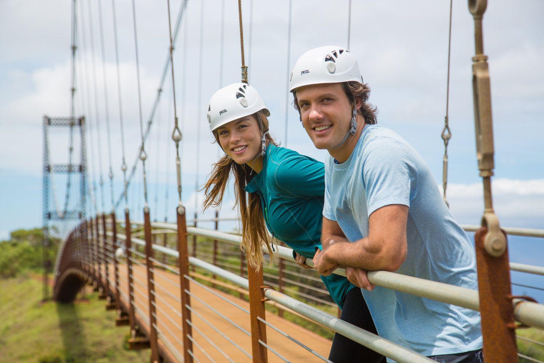 Kapalua Ziplines Maui S Ultimate Zipline Adventure Ziplining Zipline Adventure Kapalua