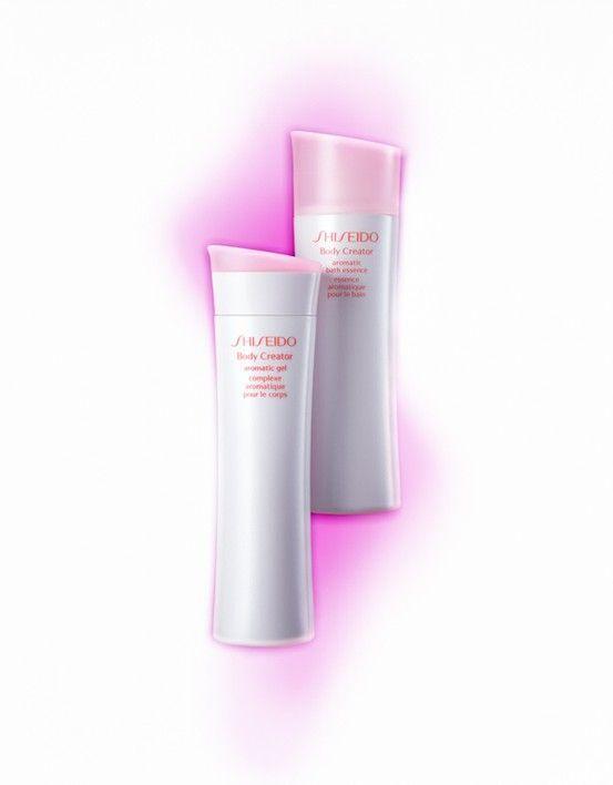 Düfte helfen bei der Fettverbrennung: Forschungsergebnisse bestätigen, dass die Aromen von Grapefruit, Pfeffer, Fenchel oder Estragon die körpereigene Fettverbrennung aktivieren und beschleunigen. Dies ist das Konzept des #Shiseido Body Creators, einem Körpergel, das die körpereigene Fettverbrennung durch Düfte anregt.