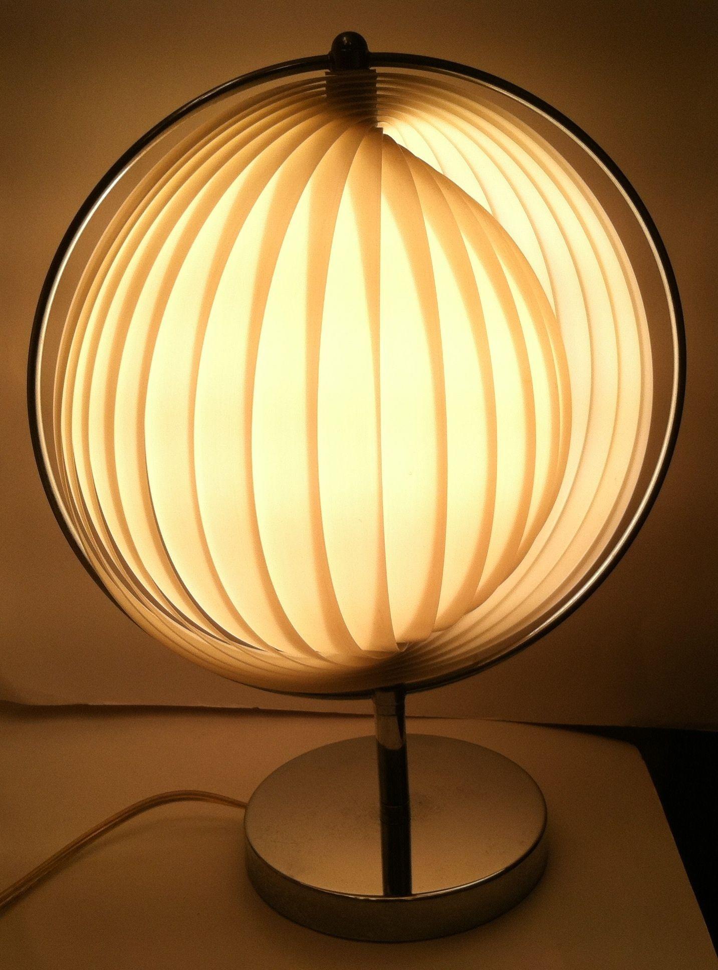 Verner panton moon lamp  antique appraisal   InstAppraisal