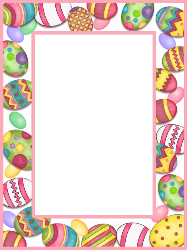 easter frame marijja 4shared - Easter Picture Frames