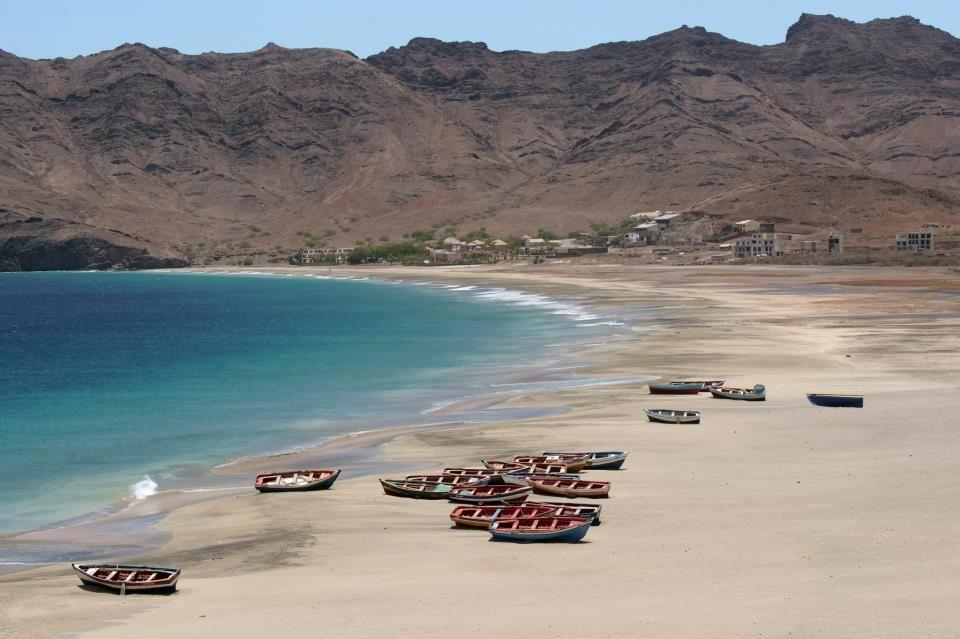 Praia De São Pedro - Cabo Verde (com Imagens)