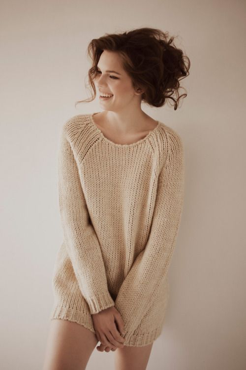 oversized sweaters. | La Mode | Pinterest | Lazy, Clothes and Jumper