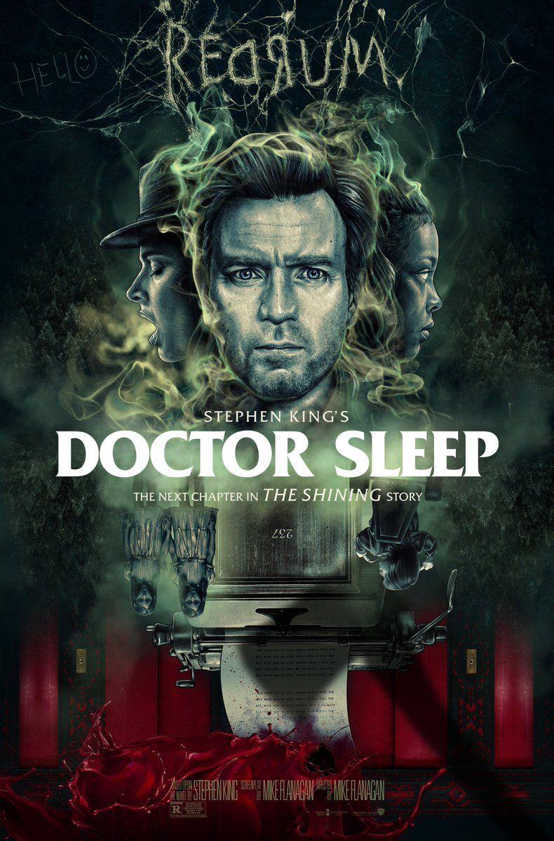 Docteur Sleep 2019 Complet En Francais Streaming Vf Cinema D Horreur Affiches De Films D Horreur Film Horreur