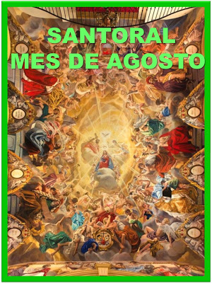 Oraciones Muy Milagrosas Santoral Mes De Agosto Santoral San Bernardo De Claraval San Agustin De Hipona