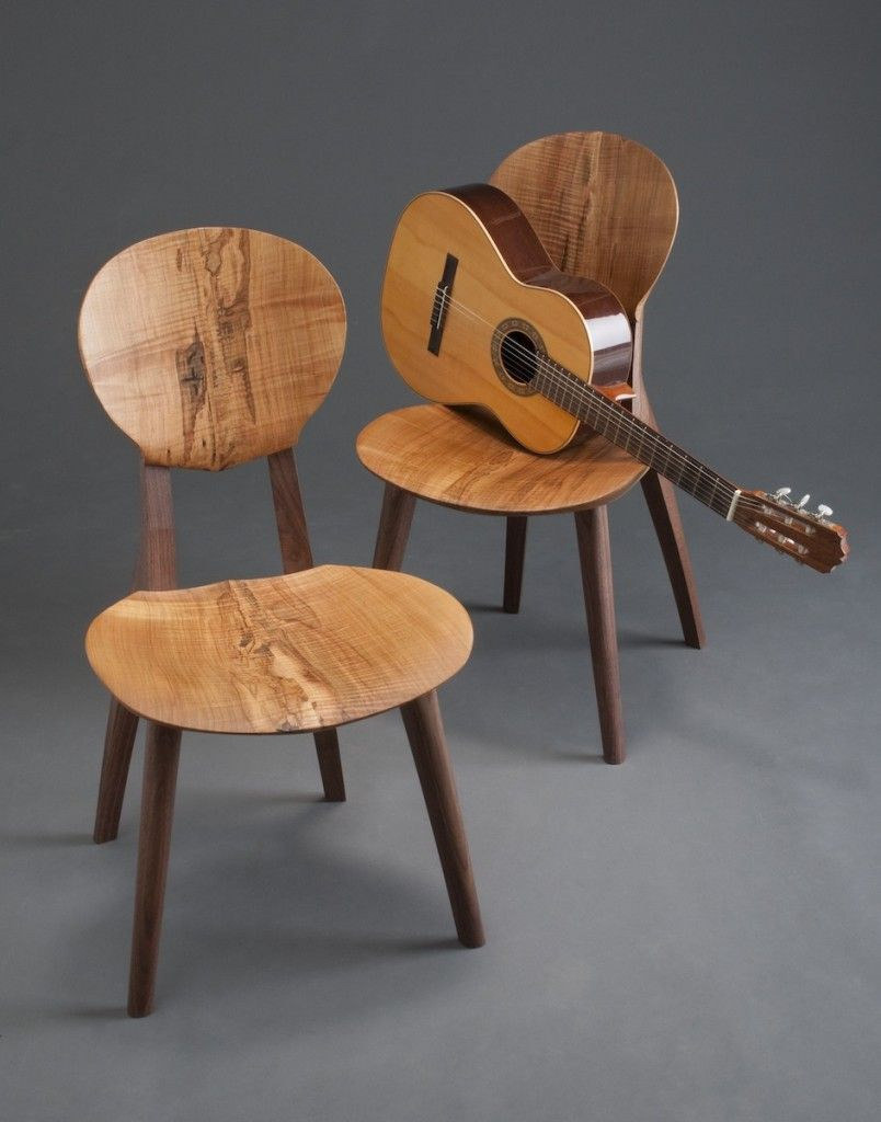 Guitar practice chair - The Best Guitar Chair Ever Brian Boggs Chairmaker