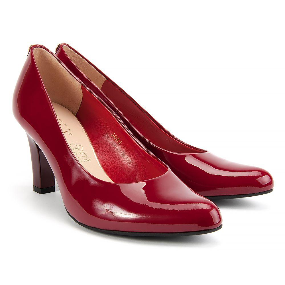 Czolenka Sala 5051 484 Bordowe Czolenka Na Obcasie Czolenka Na Koturnie Czolenka Buty Damskie Filippo Pl Heels Kitten Heels Shoes