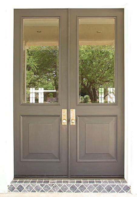 wghwoodworking.com - 9\u0027 tall doors with beveled glass  sc 1 st  Pinterest & wghwoodworking.com - 9\u0027 tall doors with beveled glass   DOORS ...
