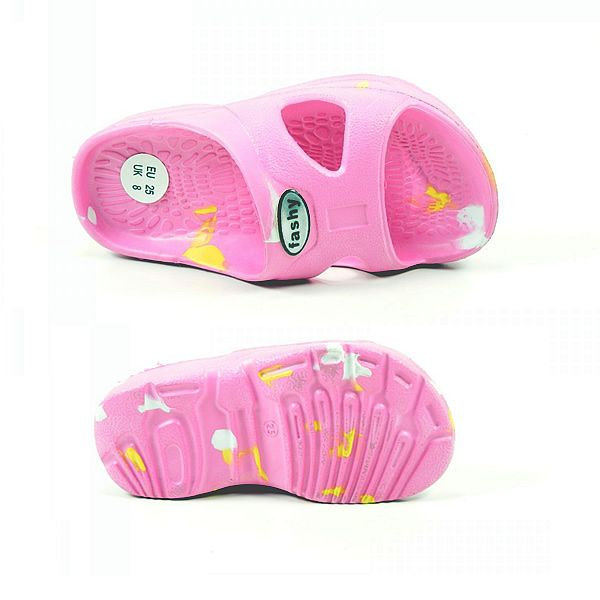 Kinder slippers Fashy ultralight