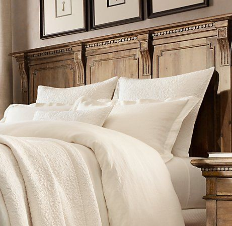 Vintage Washed Belgian Linen Bedding Collection Home Beautiful Home Designs Luxurious Bedroom