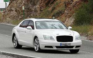 Bentley Continental Flying Spur (