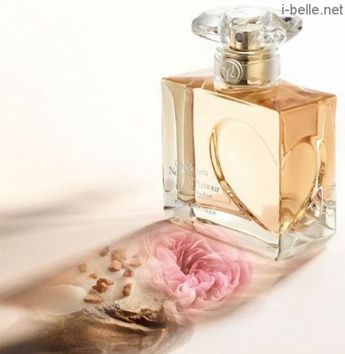 New Fragrance Yves Rocher Quelques Notes D Amour Yves Rocher