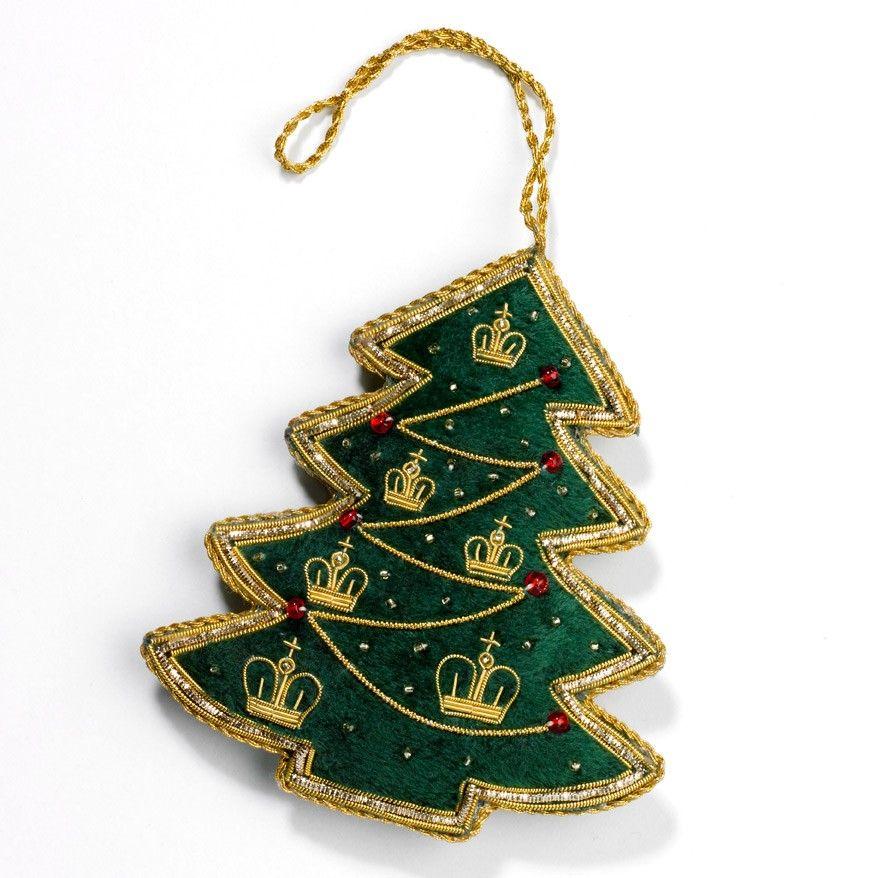 Buckingham Palace Christmas Tree Decoration