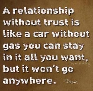 Funny Quotes About Bad Relationships Relationship Without Trust