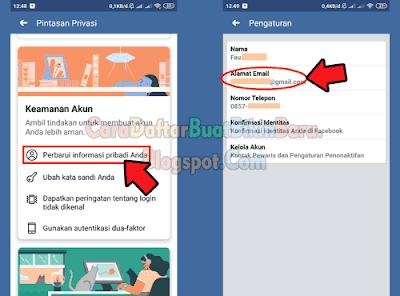 Yuk Lihat Ini Cara Mengetahui Email Facebook Sendiri Di Hp Yang Lupa Lewat Aplikasi Fb Lite Android Yang Tidak Butuh Waktu Lama Facebook Aplikasi Pengetahuan