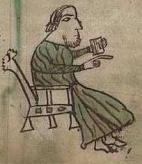 Medieval judge