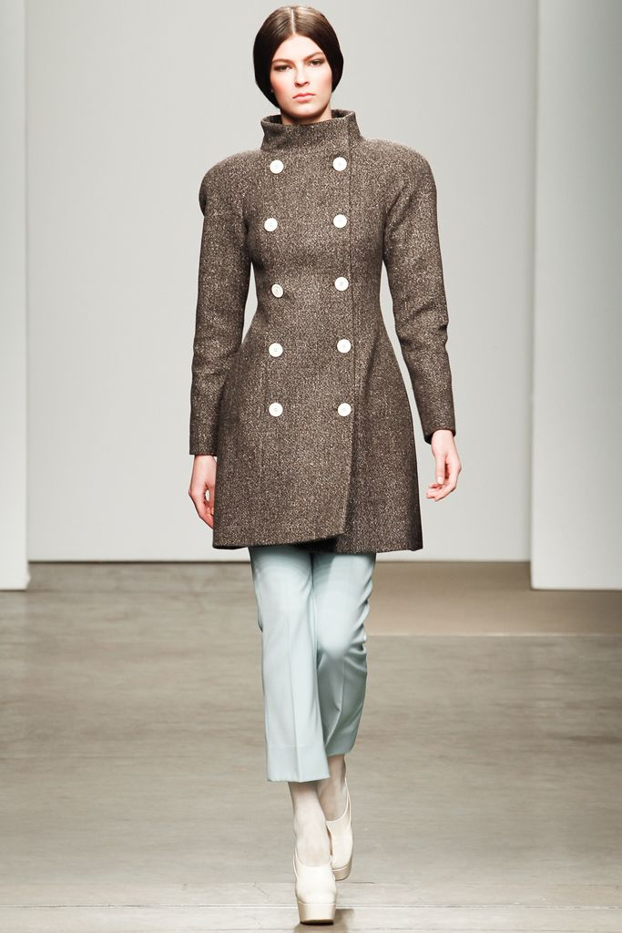 Giulietta Fall 2012 Ready-to-Wear