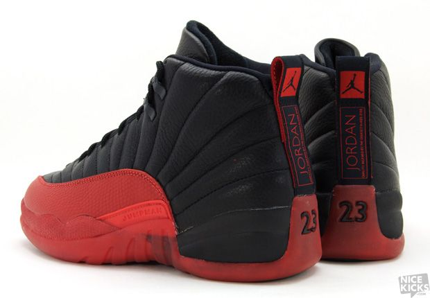 air jordan 12 flu game 2003