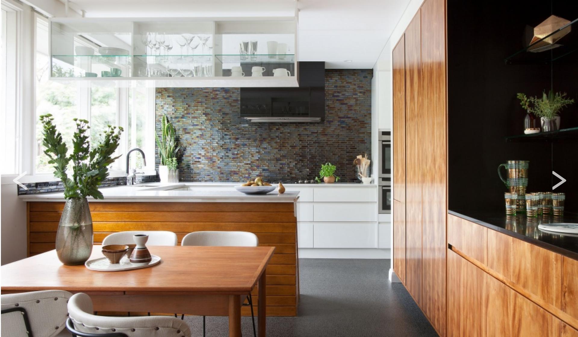 Andrew Went Kitchen interior, Kitchen design, Mid