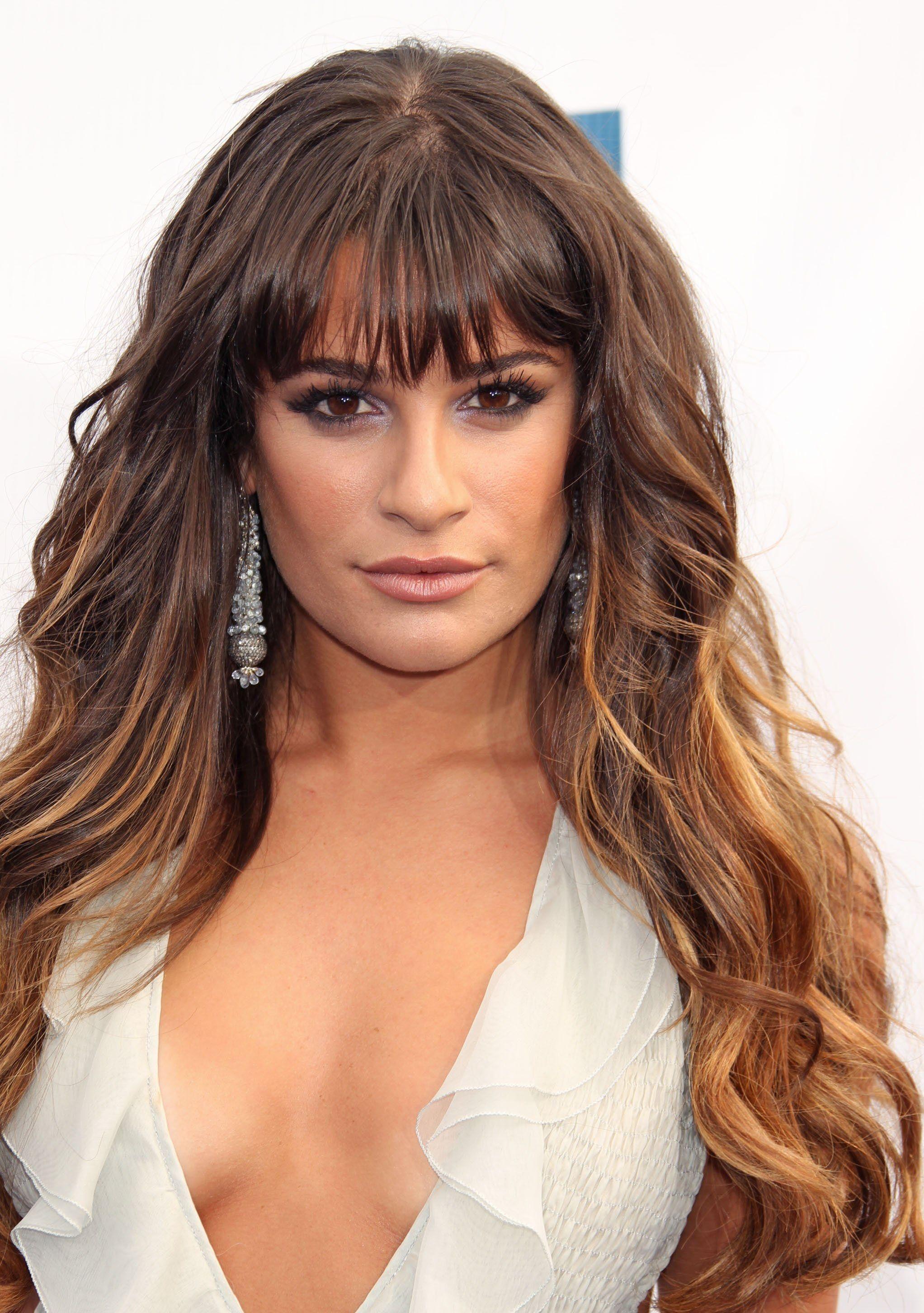 Lea Michele Lea Michele Do Something Awards August 19 2012