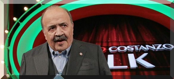 #maurizio #costanzo  #MCS torna in televisione su Rete 4 e dice del suo nuovo programma