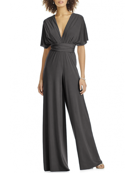ecb019136f05 Infinity Jumpsuit Bridesmaid Romper for wedding guest in 2018 ...