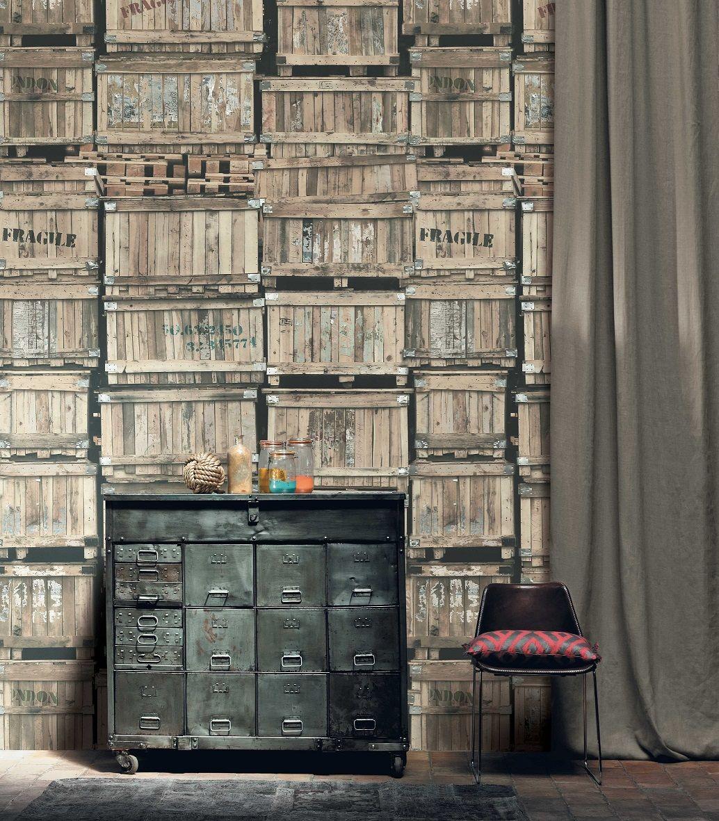 Papiers peints - Envie d\'Intérieur - #papierpeint #oxymore ...