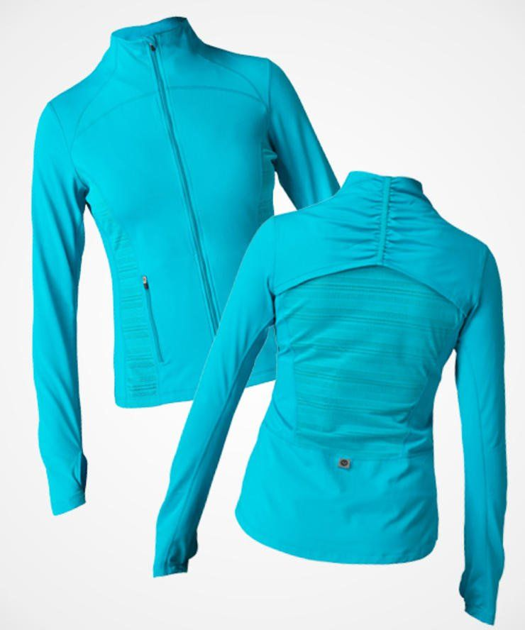 ecf14b920afb97 Roxy Frequency Jacket. Roxy Frequency Jacket Running Workouts, Workout Gear,  Best Running Gear, Cold Weather Running