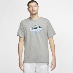 Photo of Nike Air Air Max 90 Men's T-Shirt – Gray NikeNike