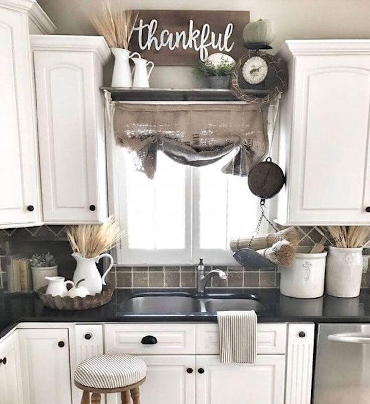 57 Kitchen Wall Decor Ideas Farmhouse Kitchen Decor Kitchen