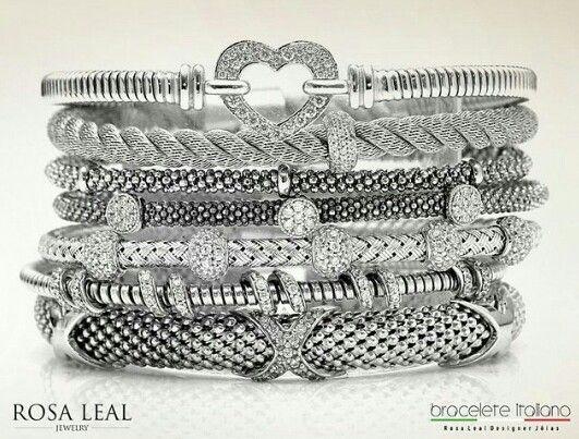 Bracelete Italiano