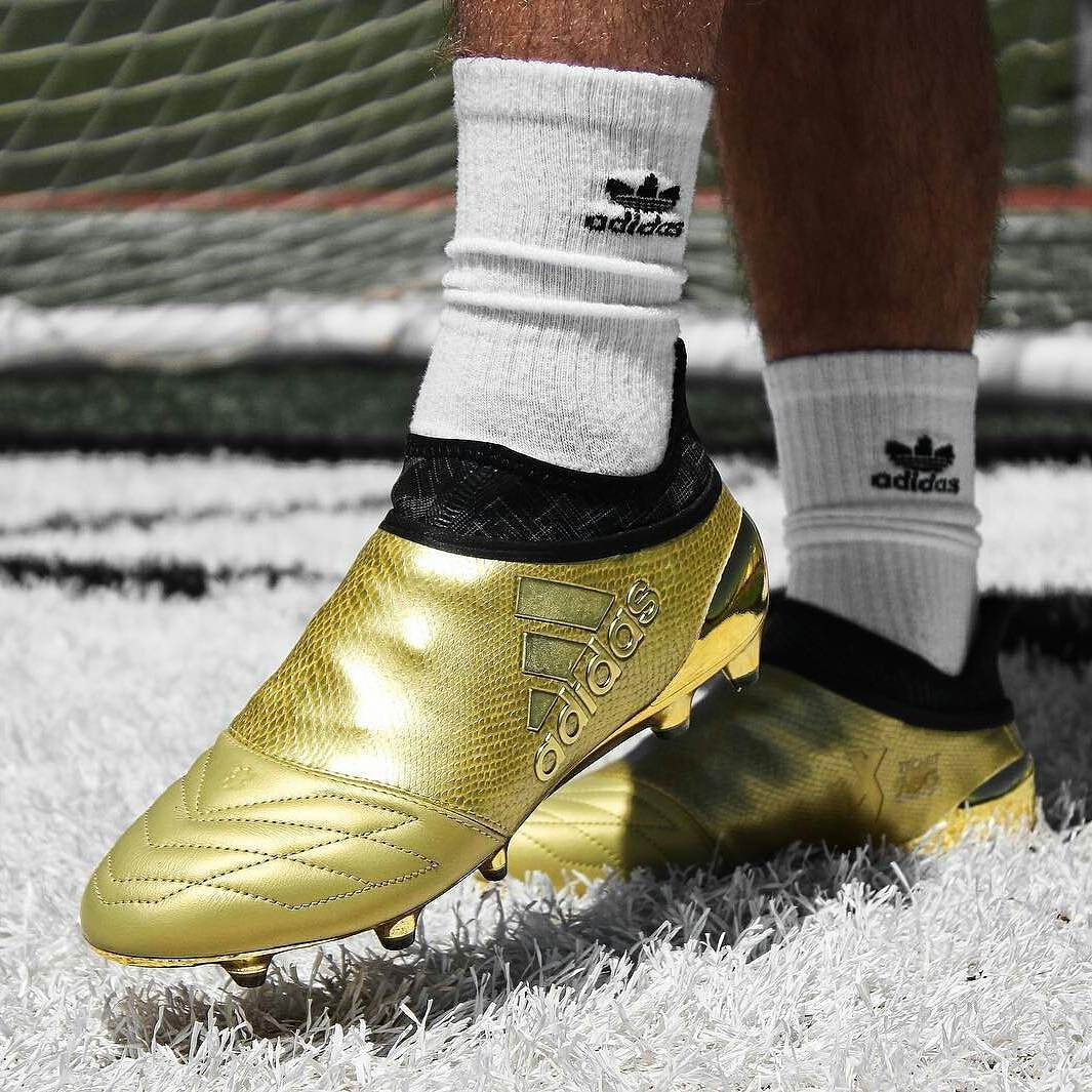 eb06363bf0341 Would you be good enough to wear these boots  Adidas Football