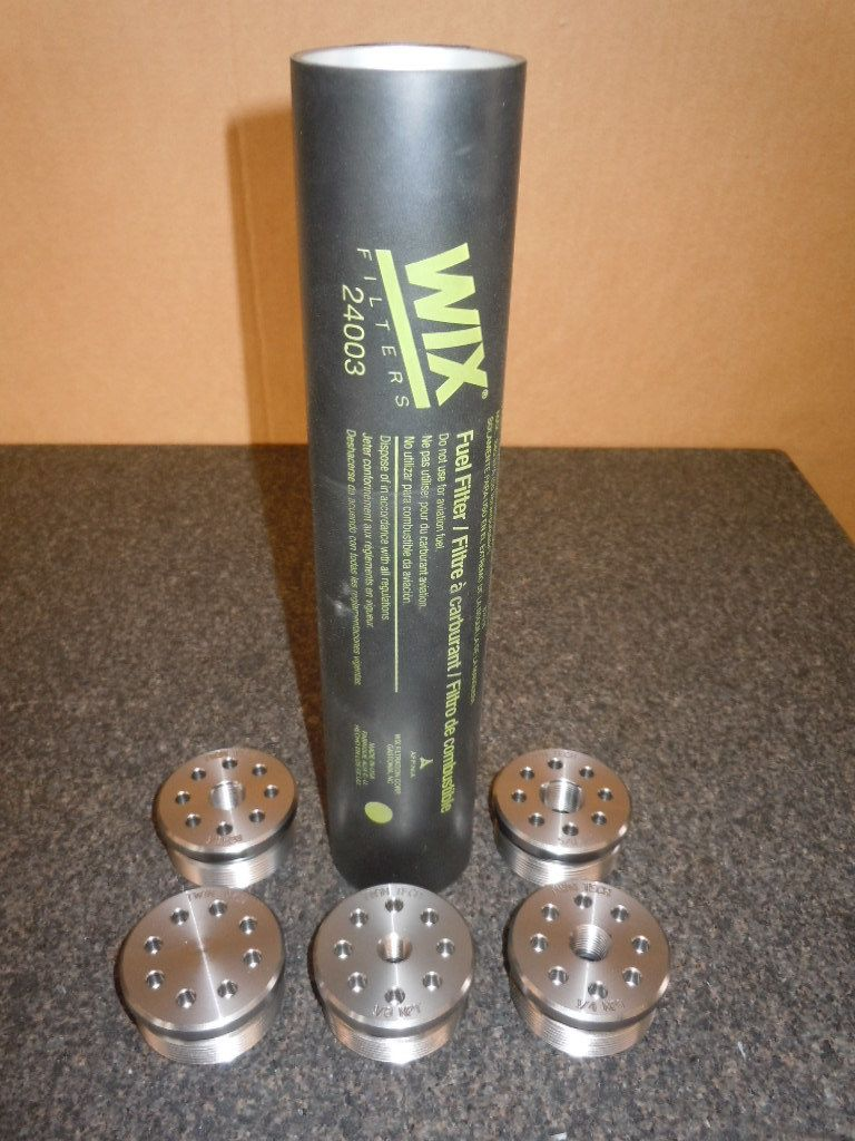 Stainless Steel Remington 700  5//8-24 TPI Barrel Thread Protector USA Made