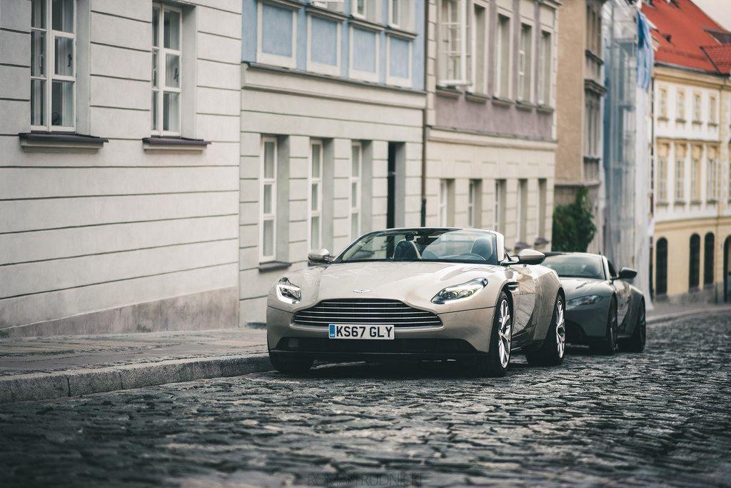 Aston Martin DB11 & VantageByRoman Rudnicki -