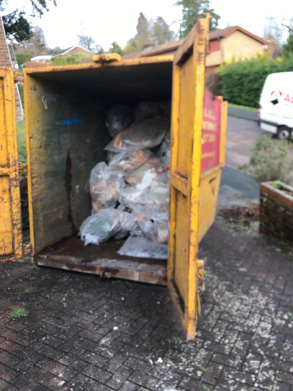 39+ Asbestos to landfill